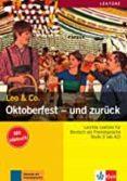 OKTOBERFEST - UND ZURÜCK (A2). INCLUYE AUDIO CD - 9783126064002 - VV.AA.