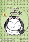 LA ABUELA Y SU GATO GORDO Nº 06 - 9788416543502 - KONAMI KANATA