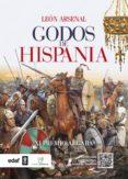 (PE) GODOS DE HISPANIA - 9788441433502 - LEON ARSENAL