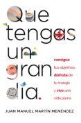 QUE TENGAS UN GRAN DÍA - 9788441434202 - JUAN MANUEL MARTIN MENENDEZ