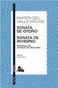 SONATA DE OTOÑO // SONATA DE INVIERNO - 9788467033502 - RAMON MARIA DEL VALLE INCLAN
