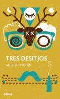 tres desitjos (ebook)-andreu martín farrero-9788468332802