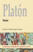 MENON - 9788470306402 - PLATON