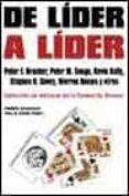 DE LIDER A LIDER - 9788475779102 - VV.AA.