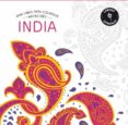 INDIA: MINI LIBRO ANTIESTRES PARA COLOREAR - 9788490565902 - VV.AA.