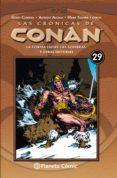 LAS CRONICAS DE CONAN Nº 29/34 - 9788491532002 - GERRY CONWAY