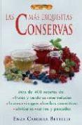 LIBRO DE LAS MAS EXQUISITAS CONSERVAS - 9788496365902 - E. CANDELA BETTELLI