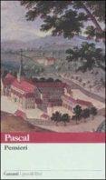PENSIERI - 9788811365402 - BLAISE PASCAL