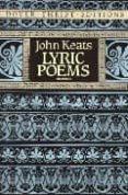 LYRIC POEMS - 9780486268712 - JOHN KEATS