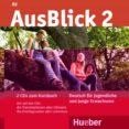 AUSBLICK 02. 2 AUDIO-CDS: DEUTSCH FÜR JUGENDLICHE UND JUNGE ERWACHSENE - 9783190318612 - VV.AA.