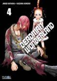DEADMAN WONDERLAND Nº 4 - 9788415680512 - JINSEI KATAOKA