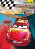 CARS 3. MEGACOLOR - 9788416913312 - VV.AA.