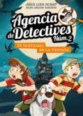 AGENCIA DE DETECTIVES Nº 2: 10. UN FANTASMA EN LA VENTANA - 9788424663612 - JORN LIER HORST