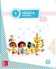 LA MUSICA 1º EDUCACION PRIMARIA (LA+1CD) - 9788448185312 - VV.AA.