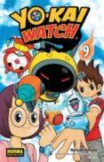 yo-kai watch 9-noriyuki konishi-9788467933512