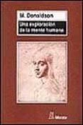 una exploracion de la mente humana-margaret donaldson-9788471124012
