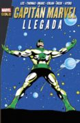 CAPITAN MARVEL: LLEGADA - 9788490942512 - ROY THOMAS