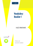 VOCABULARY BOOKLET 1 - 9788496469112 - VV.AA.