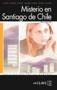 MISTERIO SANTIAGO DE CHILE + CD - 9788496942912 - VV.AA.