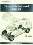 TECNICAS DEL AUTOMOVIL CHASIS - 9788497326612 - JOSE MANUEL ALONSO PEREZ