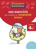 4 VACANCES COMPRENSIO LECTORA (EDUCACIO PRIMARIA) - 9788498073812 - VV.AA.