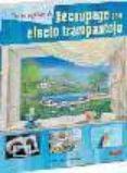 CURSO RAPIDO DE DECOUPAGE CON EFECTO TRAMPANTOJO - 9788498740912 - MARISA LUPATO
