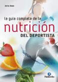 la guia completa de la nutricion del deportista (5ª ed)-anita bean-9788499106212
