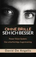 Ebooks gratis para descargar OHNE BRILLE SEH ICH BESSER de