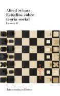 ESTUDIOS SOBRE TEORIA SOCIAL 2ª ED - 9789505182312 - ALFRED SCHUTZ