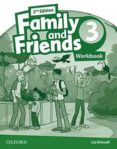 FAMILY AND FRIENDS 3 ACTIVITY BOOK LITERACY POWER PACK 2ND EDITION 2018 - 9780190523022 - VV.AA.