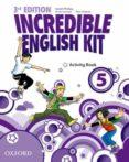 INCREDIBLE ENGLISH KIT 5 AB 3 ED - 9780194443722 - VV.AA.