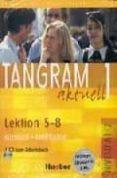 TANGRAM AKTUELL 1: KURSBUCH + ARBEITSBUCH (LEKTION 5-8) (INCLUYE AUDIO-CD) - 9783192018022 - VV.AA.