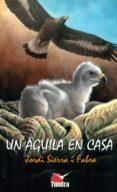 UN AGUILA EN CASA - 9788416702022 - JORDI SIERRA I FABRA
