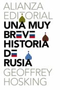 UNA MUY BREVE HISTORIA DE RUSIA - 9788420687322 - GEOFFREY HOSKING
