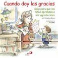 cuando doy las gracias-robert w. alley-michaelene mundy-9788428543422