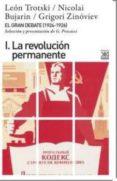 EL GRAN DEBATE I: LA REVOLUCION PERMANENTE - 9788432317422 - LEON TROSTSKI