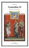 COMEDIAS II - 9788437613222 - TITO MACCIO PLAUTO
