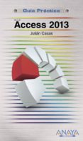 access 2013-julian casas-9788441534322
