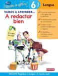 VAMOS A APRENDER A ESCRIBIR BIEN (ESCUELA DE GENIOS) - 9788444146522 - VV.AA.