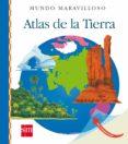atlas de la tierra ( mundo maravilloso )-donald grant-9788467583922