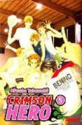 CRIMSON HERO Nº5 - 9788483573822 - MITSUBA TAKANASHI