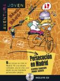 PERSECUCION EN MADRID (INCLUYE CD) - 9788484432722 - VV.AA.