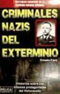 criminales nazis del exterminio-ernesto frers-9788499173122