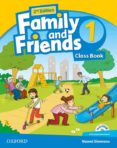 FAMILY & FRIENDS 1 CB PK 2ED - 9780194811132 - VV.AA.