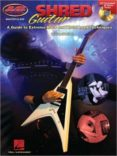 SHRED GUITAR: A GUIDE TO EXTREME ROCK AND METAL LEAD TECHNIQUE - 9781423424932 - VV.AA.