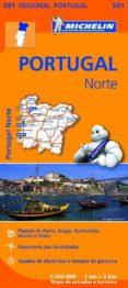 MAPA REGIONAL PORTUGAL NORTE (2013) - 9782067184732 - MICHELIN