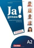JA GENAU! A2 EJERCICIOS ADICIONALES - 9783060204632 - VV.AA.