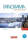 PANORAMA B1 KURSBUCH (LIBRO DE CURSO) - 9783061205232 - VV.AA.
