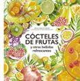 COCTELES DE FRUTAS Y OTRAS BEBIDAS REFRESCANTES - 9788416489732 - JESSIE KANELOS WEINER