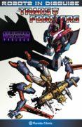 transformers robots in disguise nº 03/05 (ebook)-john barber-9788416889532